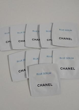 Cыворотка для лица chanel blue serum