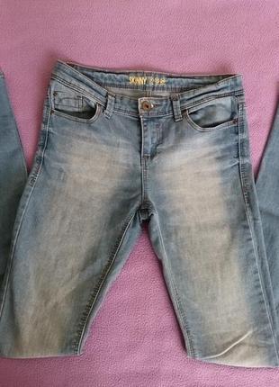 Skinny скинни джинсы размер 8