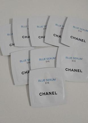 Сыворотка для глаз chanel blue serum eye/ акция !!!