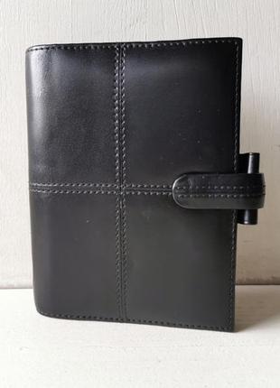 Filofax кожаный чехол, обложка органайзер для блокнота