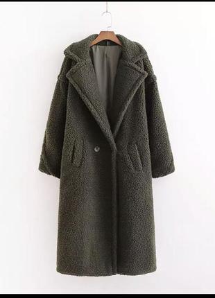 Пальто теді