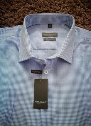 Рубашка до длинного рукава