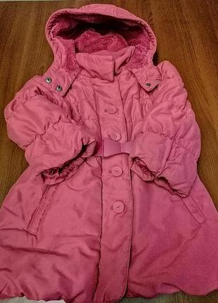 Куртка, пальто, демисезон, плащ, дождевик, 1=2