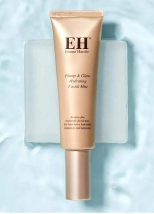 Спрей для увлажнения  emma hardie plump and glow hydrating facial mist 90 мл