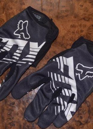 Вело перчатки fox original рукавички рукавиці