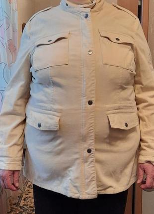 Вельветова курточка
