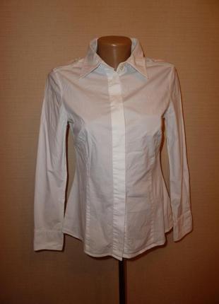 Белая рубашка, блуза marc o'polo, р 36