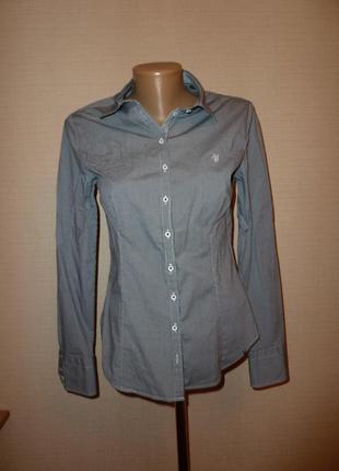 Стрейчевая рубашка marc o'polo, р 34