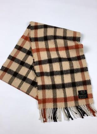 Daks london angora scarf зимний шарф