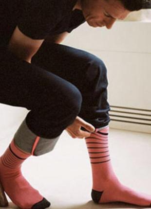 Распродажа!термоноски носки велосипедные rapha merino {размер l/42-44}