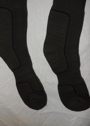 Длинные теплые термо носки bobr
