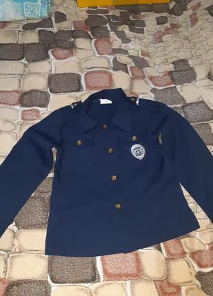 Рубашка полицейского
