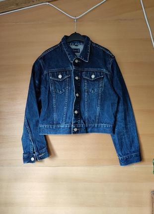 Джинсовая куртка bram's