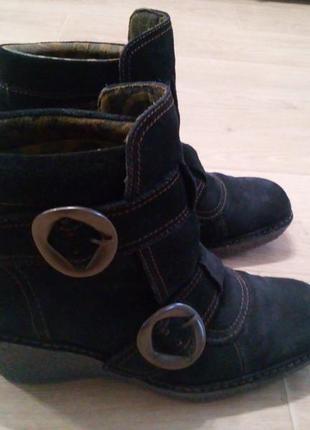 Ботинки fly london 41