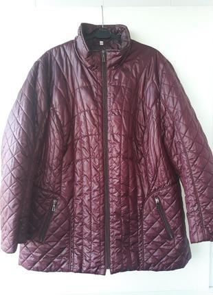 Куртка брендовая,р.58