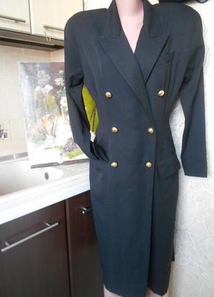 #kasper# базовое черное платье на запах# офисное платье на подкладке #