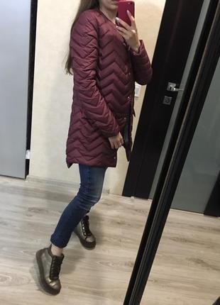 Высококачественная демисезонная весенняя куртка от производителя. плащ6 фото
