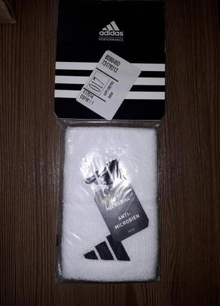 Напульсники adidas cr tennis wb s оригинал
