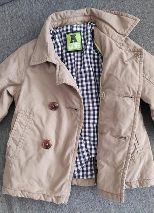 Пальто-пиджак утепленное от m&s
