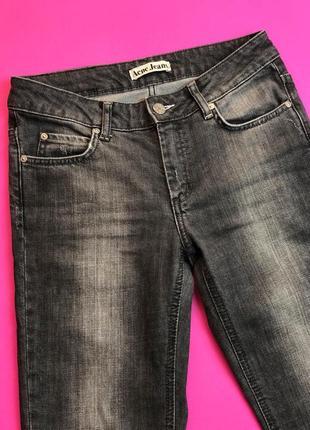 Acne studios джинси джинсы