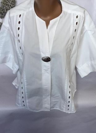 Крутая стильная рубашка zara