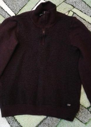 Hugo boss, оригинал,  красивый теплый свитер