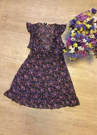 Шифонова сукня шифоновое платье