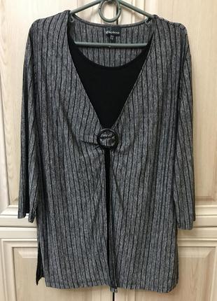 Блузка кофточка grandiosa