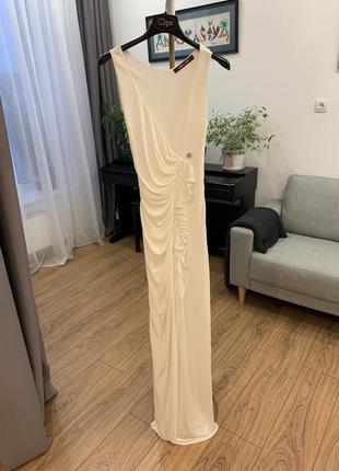 Вечернее платье roberto cavalli оригинал