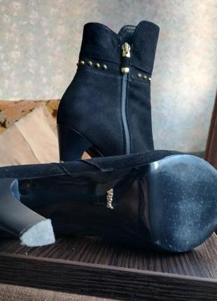 Ботинки сапоги сапожки ботильоны3 фото
