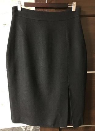 Оригинальная натуральная юбка карандаш l.k.bennett