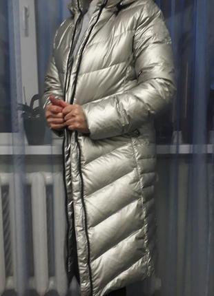 Пуховик, пальто