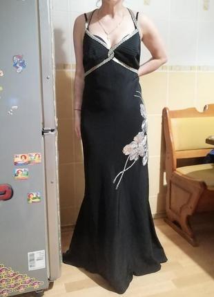 Вечернее платье в пол oт pearce fionda, р.18