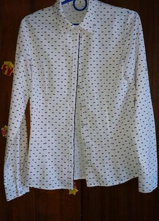 Рубашка женская размер s