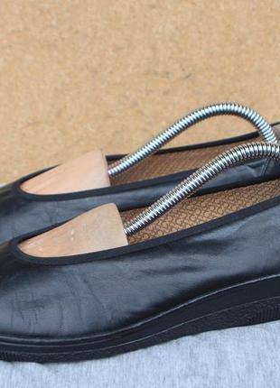 Туфли gabor кожа германия 38р балетки