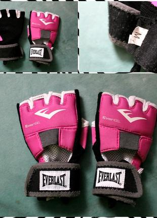 Everlast (эверласт) женские перчатки размер м единоборства