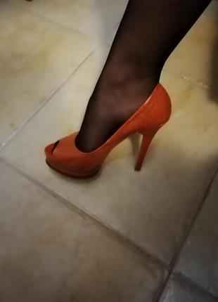 Туфли с открытым носком antonio biaggi