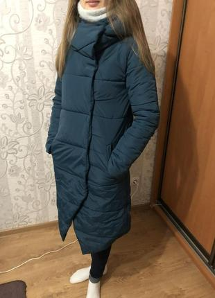 Зимняя куртка на синтепоне украинского производства