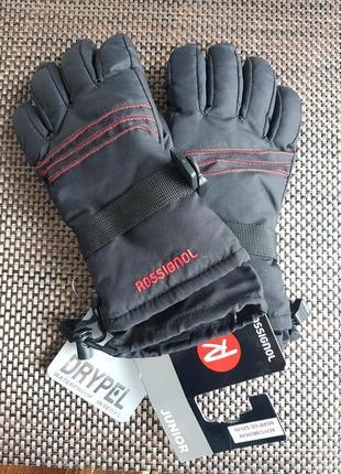 Краги rossignol термо перчатки размер м, горнолыжные