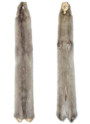 Натуральный мех норки чулок самец норковый воротник норковая горжетка