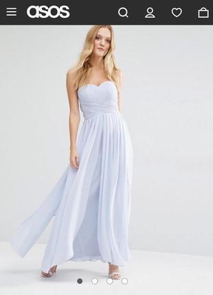 Роскошное вечернее платье от асос