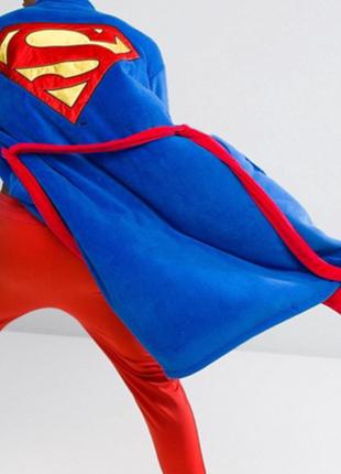 Халат супергероя 2в одном  на рост до175