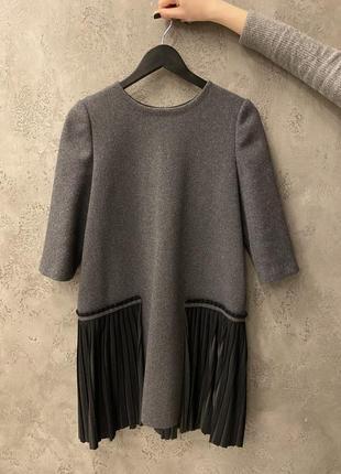 Тёплое платье sayya