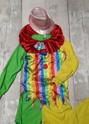 Клоун / карнавальный костюм