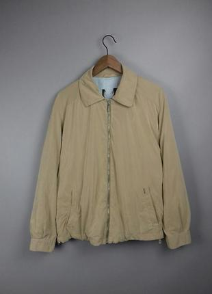 S куртка paul&shark harrington jacket ветровка харик burberry aquascutum