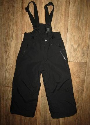 Теплые штаны рост 104 бренд mountain