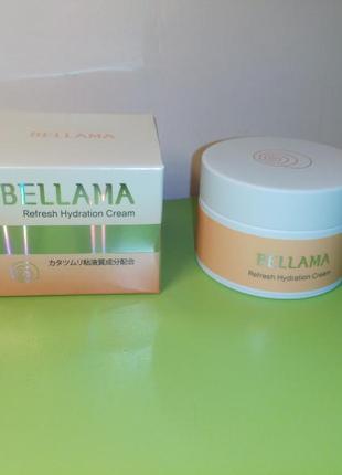 Регенерирующий ночной крем refresh hydration cream, 30ml, корея