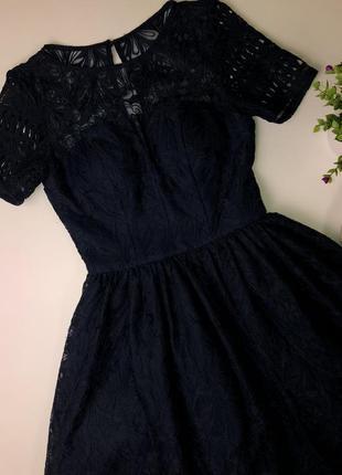 Нарядное платье chi chi london размер с{8}