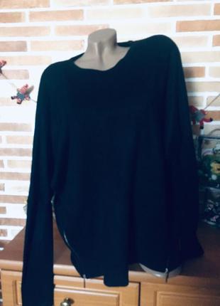 Тёплый свитер от yes or no, указан размер l (подойдёт на 4-50-52).