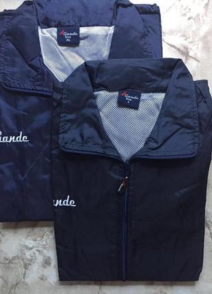 Ветровка, куртка, мужская ветровка с капюшоном, куртка мужская, непромокаемая ветровка